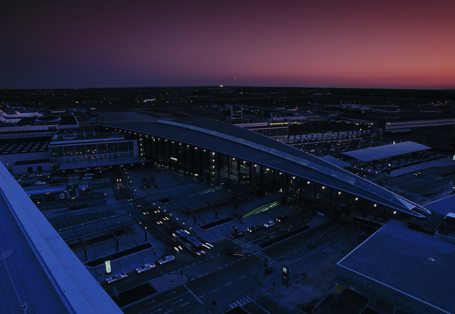 københavn h to copenhagen airport