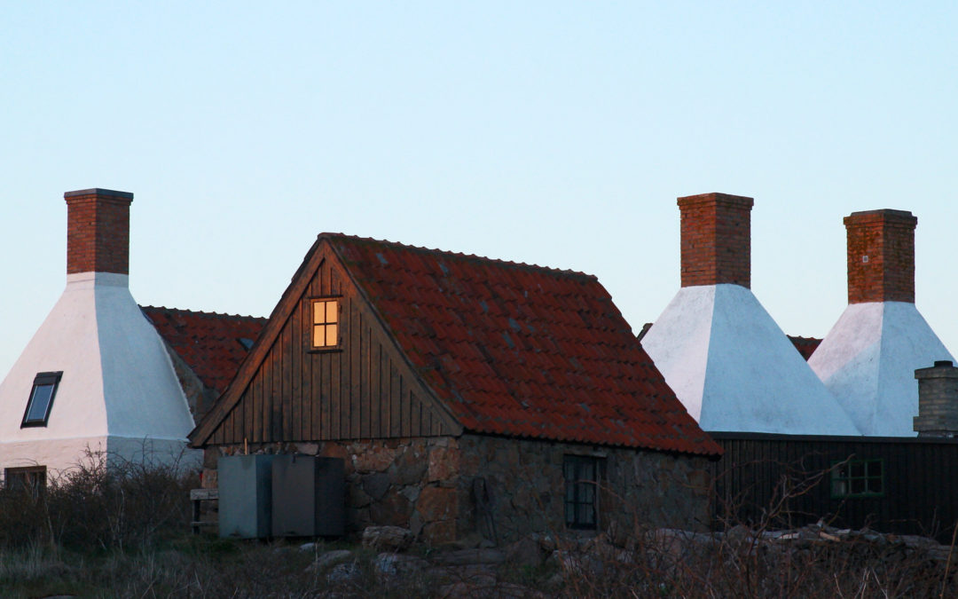 Old Smokehouses