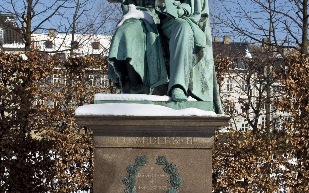 H.C. Anderson Statue