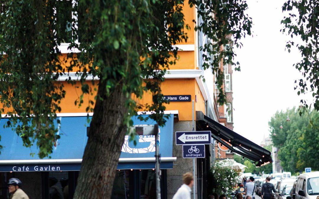 Cafés in Copenhagen