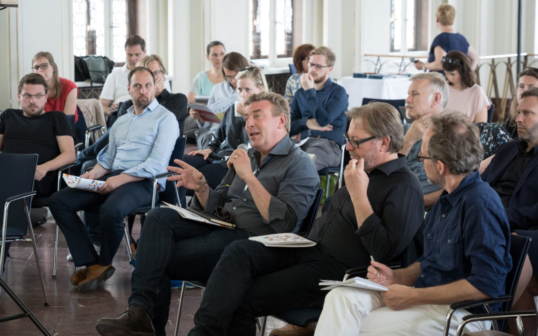 Film Greater Copenhagen co-hosts 'meet your neighbour' conference